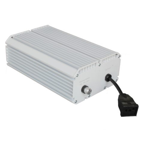 1000 Watt Digital Ballast 277V for MH/HPS Grow lights Double-ended/Single-ended Ultra-High Frequency for Plants Flowering and Growth 1
