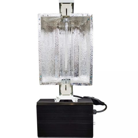 2021 Factory Hot Sale HPS 1000W Double-Ended Horticulture Agriculture Commercial Vertical Farms Hydroponic Dimmable 347V Full Spectrum Grow Light 1