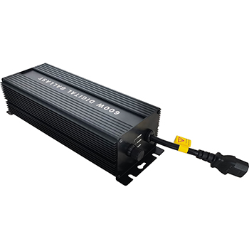 600 Watt 220V Horticulture Digital Dimmable Electronic Ballast for Hydroponics HPS MH Grow Light
