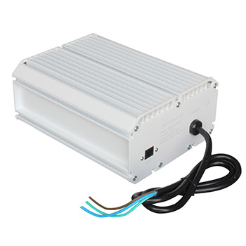 600W 400V MH HPS Digital Ballast White for MH/HPS Hydroponics Greenhouse Double-ended Single-ended 600W Grow Lights